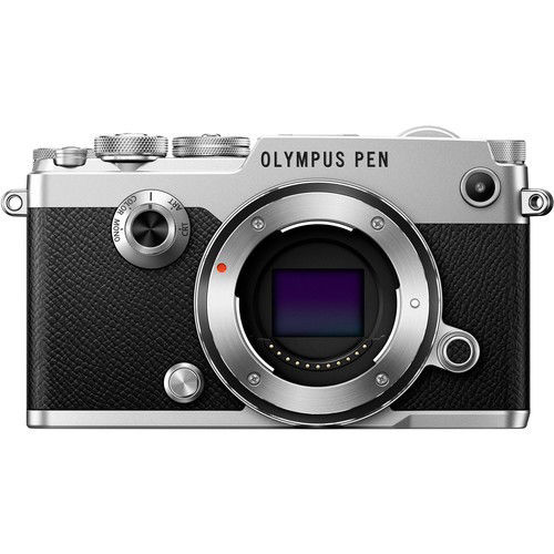 Olympus PEN-F Mirrorless Micro Four Thirds Digital Camera (Body Only, Silver) price in india features reviews specs