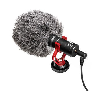 buy Boya MM1 Shotgun Cardioid Microphone in india