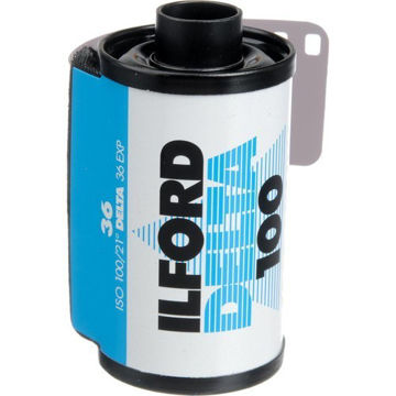 buy Ilford Delta 100 Professional Black and White Negative Film (35mm Roll Film, 36 Exposures) in India imastudent.com