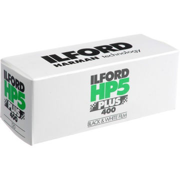 buy Ilford HP5 Plus Black and White Negative Film (120 Roll Film) in India imastudent.com