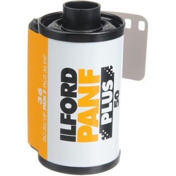 buy Ilford Pan F Plus Black and White Negative Film (35mm Roll Film, 36 Exposures) in India imastudent.com