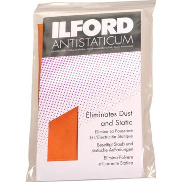 "buy Ilford Antistaticum Anti-Static Cloth - 13 x 13"" in India imastudent.com"