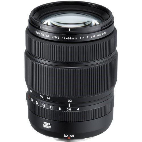 FUJIFILM GF 32-64mm f/4 R LM WR Lens price in india features reviews specs