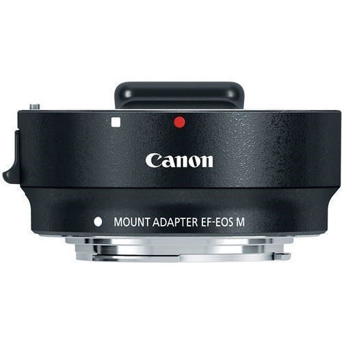 buy Canon EF-M Lens Adapter Kit for Canon EF / EF-S Lenses - imastudent.com