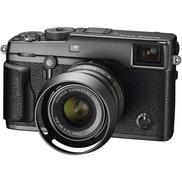 buy FUJIFILM X-Pro2 Mirrorless Digital Camera with 23mm f/2 Lens (Graphite) in India imastudent.com