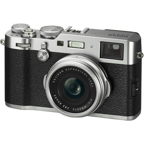 buy FUJIFILM X100F Digital Camera (Silver) in India imastudent.com