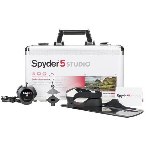 buy Datacolor Spyder5 STUDIO Color Calibration Bundle in India imastudent.com