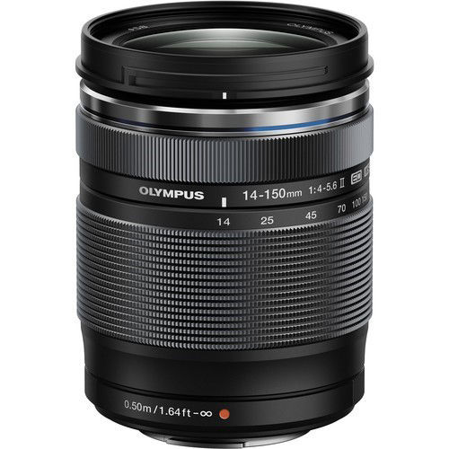Olympus M.Zuiko Digital ED 14-150mm f/4-5.6 II Lens in India imastudent.com