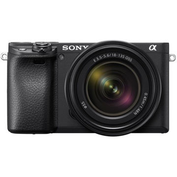 buy Sony Alpha a6400 Mirrorless Digital Camera with 18-135mm Lens in India imastudent.com