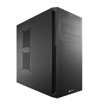 CORSAIR CARBIDE SERIES 200R COMPACT ATX CABINET - CC-9011023-WW price in india features reviews specs