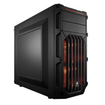 CORSAIR CARBIDE SERIES SPEC-03 ORANGE MID-TOWER GAMING CABINET - CC-9011054-WW price in india features reviews specs