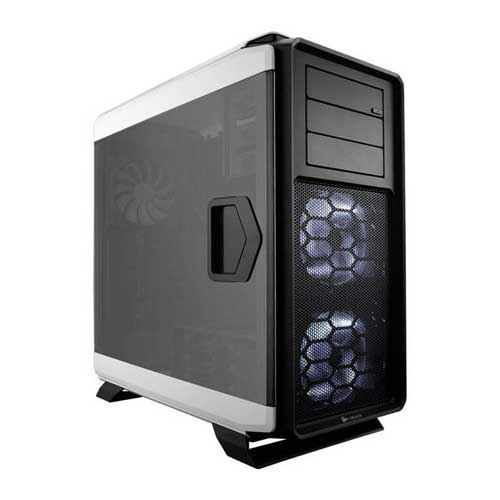 CORSAIR GRAPHITE SERIES 760T WHITE FULL-TOWER CABINET - CC-9011074-WW price in india features reviews specs