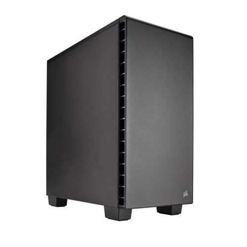 CORSAIR CARBIDE SERIES QUIET 400Q MID-TOWER CASE - CC-9011082-WW price in india features reviews specs
