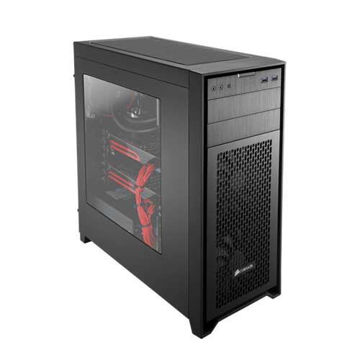 CORSAIR OBSIDIAN SERIES 450D MID-TOWER PC CASE - CC-9011049-WW price in india features reviews specs