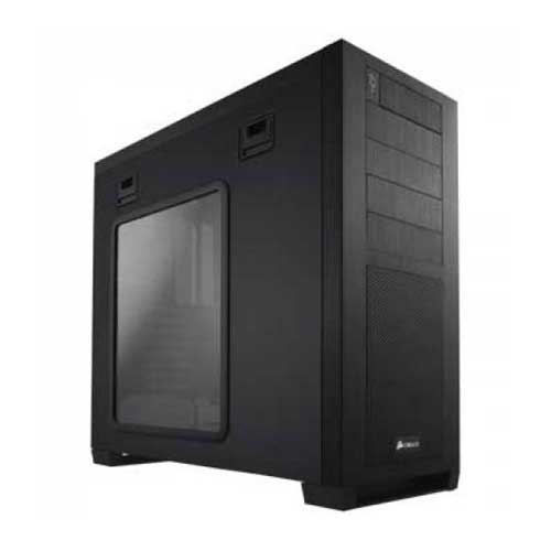 CORSAIR OBSIDIAN SERIES 650D MID-TOWER CASE - CC650DW-1 price in india features reviews specs