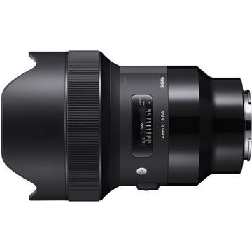 buy Sigma 14mm f/1.8 DG HSM Art Lens for Sony E in India imastudent.com