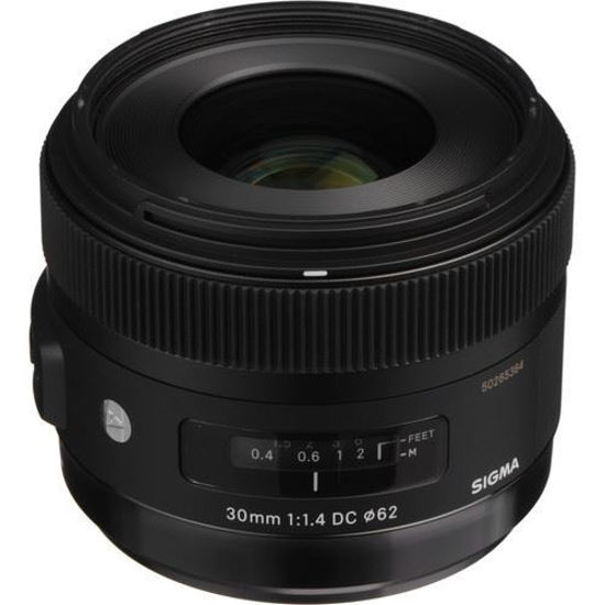buy Sigma 30mm f/1.4 DC HSM Art Lens for Sony in India imastudent.com