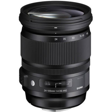 buy Sigma 24-105mm f/4 DG HSM Art Lens for Sony A in India imastudent.com
