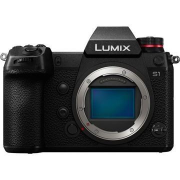 Panasonic Lumix DC-S1 Mirrorless Digital Camera (Body Only) in India imastudent.com