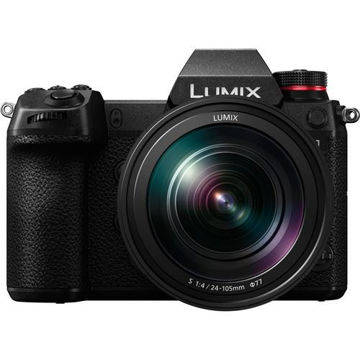 Panasonic Lumix DC-S1 Mirrorless Digital Camera with 24-105mm Lens in India imastudent.com