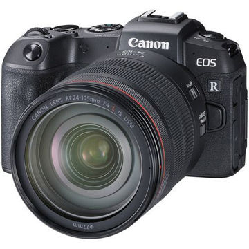 buy Canon EOS RP Mirrorless Digital Camera with 24-105mm Lens in India imastudent.com