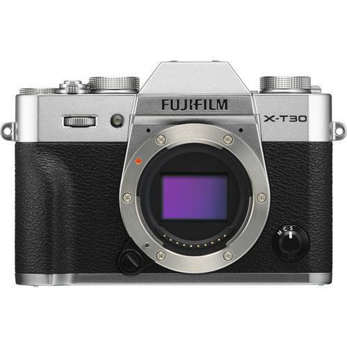 buy FUJIFILM X-T30 Mirrorless Digital Camera (Body Only, Silver) in India imastudent.com