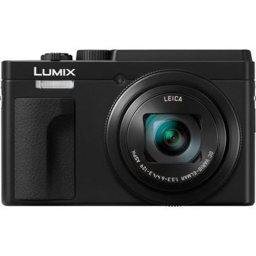 buy Panasonic Lumix DCZS80 Digital Camera (Black) in India imastudent.com