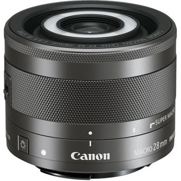 buy Canon EF-M 28mm f/3.5 Macro IS STM Lens in India imastudent.com