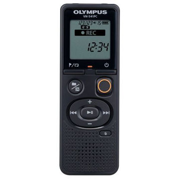 buy Olympus VN-541PC Digital Voice Recorder (BLACK) in India imastudent.com