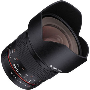 buy Samyang 10mm f/2.8 ED AS NCS CS Lens for FUJIFILM X in India imastudent.com