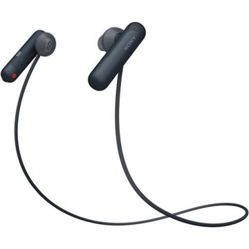 Sony WI-SP500 Wireless In-Ear Sports Headphones (Black) price in india features reviews specs