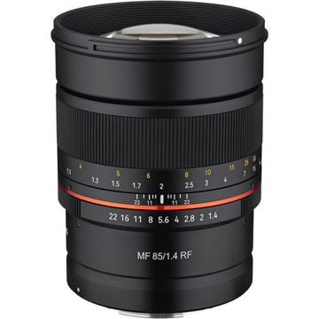 buy Rokinon 85mm f/1.4 Lens for Canon RF in India imastudent.com