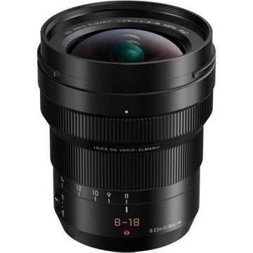buy Panasonic Leica DG Vario-Elmarit 8-18mm f/2.8-4 ASPH. Lens in India imastudent.com