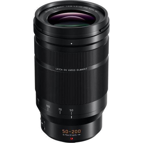 buy Panasonic Leica DG Vario-Elmarit 50-200mm f/2.8-4 ASPH. POWER O.I.S. Lens in India imastudent.com