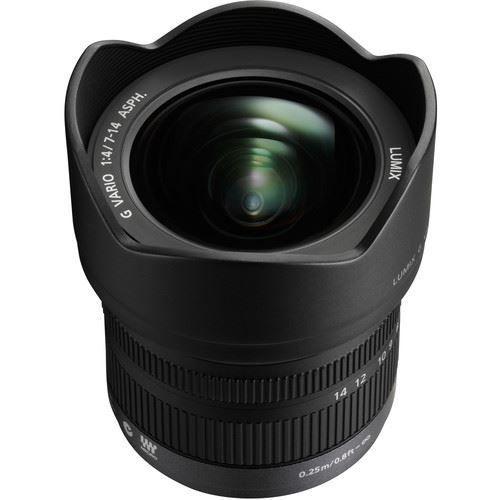 buy Panasonic Lumix G Vario 7-14mm f/4 ASPH. Lens in India imastudent.com