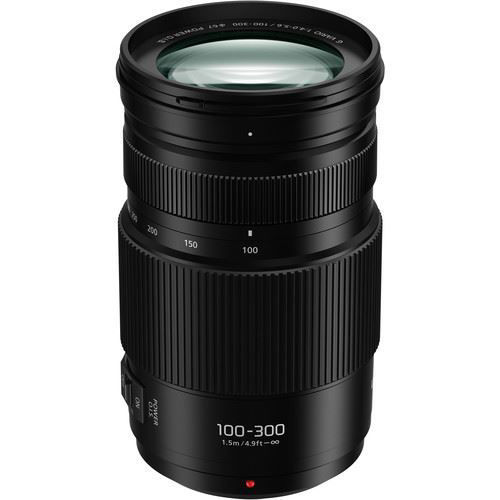 buy Panasonic Lumix G Vario 100-300mm f/4-5.6 II POWER O.I.S. Lens in India imastudent.com