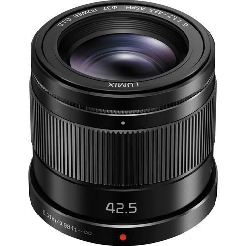 buy Panasonic Lumix G 42.5mm f/1.7 ASPH. POWER O.I.S. Lens in India imastudent.com