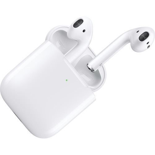 Apple AirPods with Wireless Charging Case (2nd Generation) price in india features reviews specs