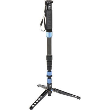 buy Sirui P-324SR Carbon Fiber Photo/Video Monopod in India imastudent.com