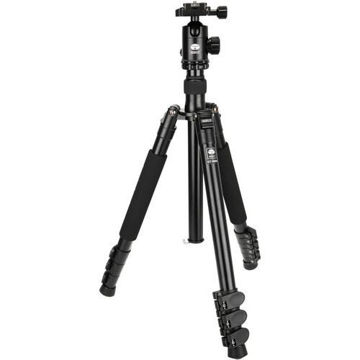 buy Sirui ET-2004 Aluminum Tripod with E-20 Ball Head imastudent.com