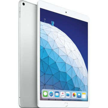 "buy Apple 10.5"" iPad Air (Early 2019, 64GB, Wi-Fi + 4G LTE, Silver) in India imastudent.com"