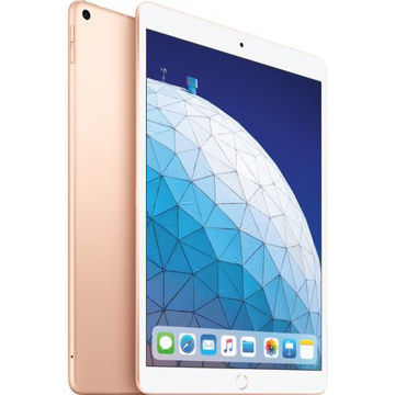 "buy Apple 10.5"" iPad Air (Early 2019, 64GB, Wi-Fi + 4G LTE, Gold) in India imastudent.com"