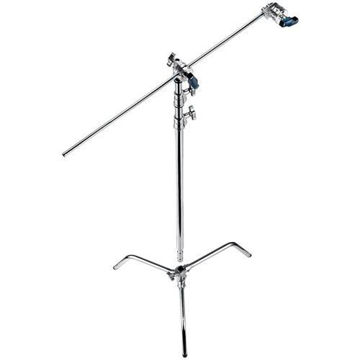 buy Avenger Turtle Base C-Stand Grip Arm Kit (9.8', Chrome-plated) in India imastudent.com