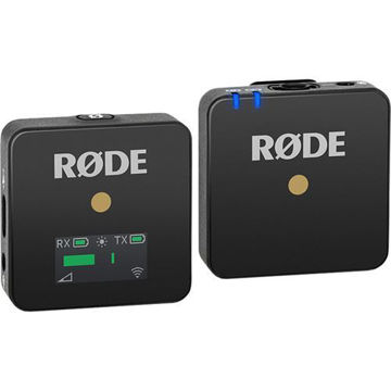 buy Rode Wireless GO Compact Wireless Microphone System (2.4 GHz) in India imastudent.com