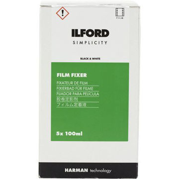 buy Ilford SIMPLICITY Film Fixer (100mL Sachet, 5-Pack) in India imastudent.com