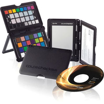 buy X-Rite ColorChecker Passport Photo (Black) in India imastudent.com