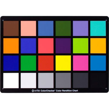 buy X-Rite ColorChecker Classic Card in India imastudent.com
