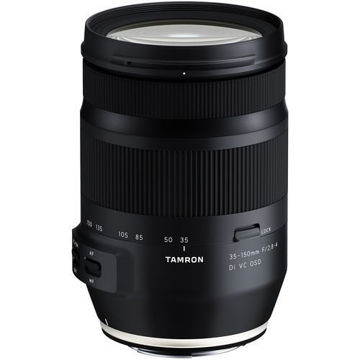 Tamron 35-150mm f/2.8-4 Di VC OSD Lens for Canon EF price in india features reviews specs