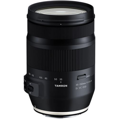 Tamron 35-150mm f/2.8-4 Di VC OSD Lens for Nikon F price in india features reviews specs
