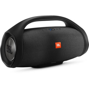 JBL Boombox Portable Bluetooth Speaker (Black) price in india features reviews specs
